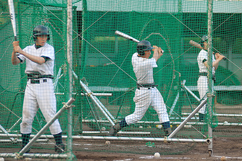 硬式野球部 メインイメージ