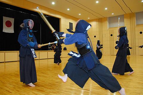 剣道部 メインイメージ
