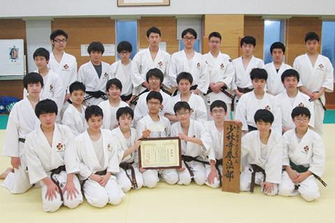 少林寺拳法部 メインイメージ