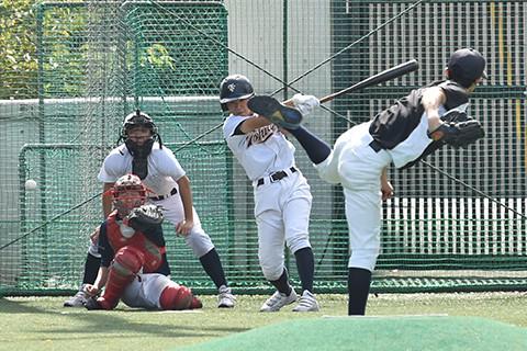 軟式野球部 メインイメージ