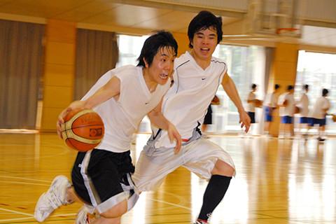 バスケットボール部 メインイメージ