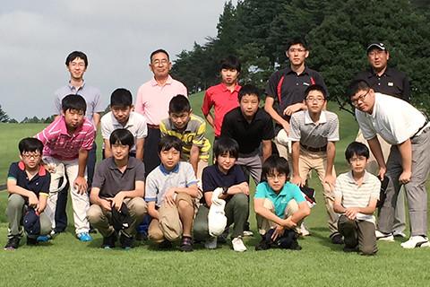 ゴルフ部 メインイメージ