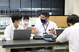 158_物理実験室